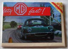 LOTUS ELITE (Mk 14 Climax) at Sebring 1959 - Greetings card - Blank inside