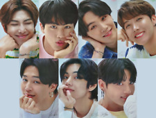 BTS Chilsung Official Collaboration Posters 2020 Limited 7Pcs + tracking Number