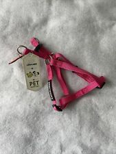 New listing Expawlorer Pink Harness For Small/Medium Dogs - Adjustable