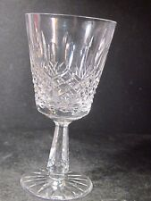 Waterford KENMARE WHITE GOBLET GLASS 6 7/8""