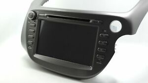 """YOKOTRON"" ""8"" Android Car DVD Radio for Honda Jazz Fit RHD 2008-2013-+GPS"