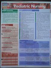 Barcharts Pediatric Nursing Quick Study Guide