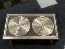 VTG Weather Gauge Station Taylor Instrument Company Temperature Humidity Change