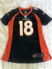 Nike Denver Broncos Peyton Manning NFL On Field Jersey Women's Size Small