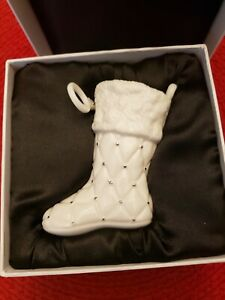 Pandora 2012 Limited Edition Christmas Stocking Boot Ornament Charm EXCELLENT