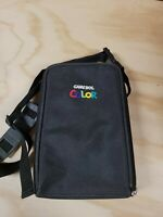 Nintendo Gameboy Color Carrying Case Bag Vintage With Insert Excellent condition