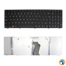 Matte Black Keyboard for IBM LENOVO IDEAPAD D9001C502 G500 UK Layout