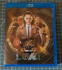 LOKI English Francais Blu-Ray Marvel MCU