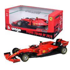Bburago 16810 1/18 Ferrari Racing Formula 1 Sf90 2019 Charles Leclerc Monza Diec