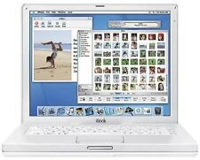 """Apple iBook 12"""" A1054 1.07 GHz PowerPC G4 CD-ROM/CD-RW iLife, Office"""