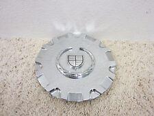 CADILLAC SRX  X1834147-9SF / S310-19 CUSTOM ALLOY WHEEL CHROME CENTER CAP #66-3N