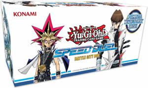 Yu-Gi-Oh! Speed Duel: Battle City Box - 8 Decks God Cards ENG 1.Edition - Sealed