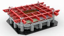 STADIO GIUSEPPE MEAZZA San Siro | LEGO Custom Set by Bricks & Stadiums
