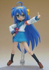 Lucky Star Izumi Konata Haruhi ver LTD Figma PVC Figure New Rare JAPAN F/S J5155