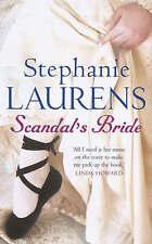 Scandal's Bride: Bar Cynster series: Book 3, Stephanie Laurens | Paperback Book