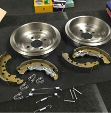 FIAT PUNTO GRANDE PUNTO 1.2 REAR BRAKE DRUM REAR BRAKE SHOES FITTING KIT