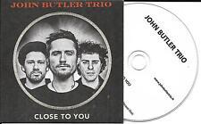 CD CARDSLEEVE CARTONNE COLLECTOR JOHN BUTLER TRIO 1T CLOSE TO YOU