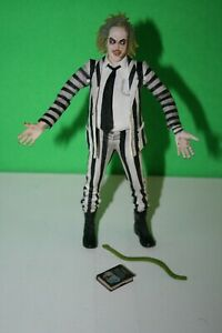 "Neca Cult Classics Beetlejuice 7"" Action Figure 2008"