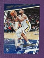 Zion Williamson Rookie Rc🔥⚡ 2020 Chronicles Prestige  New Orleans Pelicans⚡🔥🌡