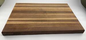 "John Boos Reversible 24 x 18"" Cutting Board Block With Handles"