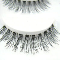 EG_ BLUELANS NICE 5 PAIRS HANDMADE CROSS EYE LASHES EXTENSION MAKEUP FALSE EYELA