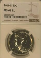 2019 D Kennedy, NGC Certified MS 67 PL