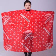 Hairdresser Capes Professional Cutting Hair Waterproof Cloth Salon Barbers Gowns
