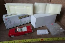Brooklin Models Brk130x 1960 Ford Meteor Convertible red Ctcs 2006 1 of 175