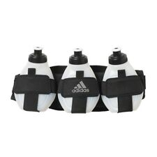 AUTHENTIC || Adidas Bottle Belt 3BT (G70840) (Black/Silver)