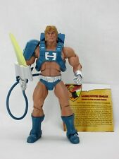 MOTUC,MOTU,LASER POWER HE-MAN,Masters Of The Universe Classics,Complete,He man