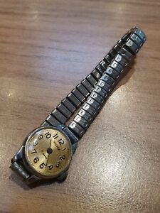 Vintage Sekonda 17 Jewel Silver Coloured Metal Strapped Ladies Watch