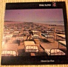 PINK FLOYD MOMENTARY LAPSE OF REASON VINYL LP 1987 ORIGINAL OZ PRESS 460188 1