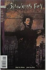 Shadows Fall #1 (Nov 1994, DC) Vertigo John Rieber John Fleet (C1922)