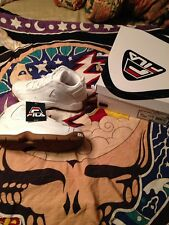 Fila 96 Grant Hill White Gum Hamptons Size 10.5 Men's Shoes