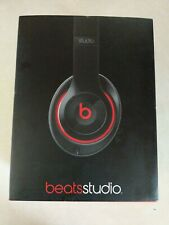 Beats by Dr. Dre Studio 2.0 Wired Over the Ear Headphones - Matte Black