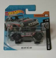 Big-Air Bel-Air Hot Wheels 2020 Caja L Rod Squad 1/10 Mattel