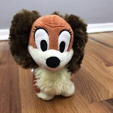 Disney Lady Plush Girl Dog Lady And The Tramp Stuffed Animal