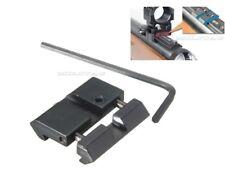 Schienen Adapter Picatinny Weaver auf Prismenschiene 21mm zu 11- 14 mmfür Ringe
