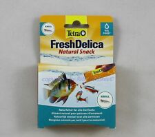 Tetra Freshdelica Krill 16x3g for All Aquarium Fish 16,44 €/ 100g
