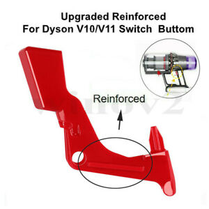 Upgraded Reinforced Trigger Switch Button for Dyson V10 / V11 Vacuum Cleaner