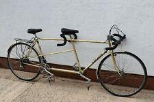 1983 CLAUD BUTLER MAJESTIC TWO VINTAGE REYNOLDS 531 STEEL TANDEM ROAD BICYCLE