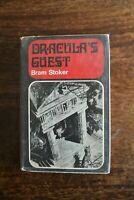 Classic Bram Stoker HC 'Dracula's Quest' 1972