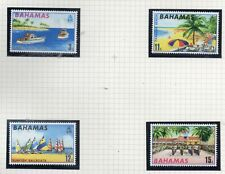 PITCAIRN ISLANDS  STAMPS 1969 TOURIST ATTRACTIONS MINT NEVER HINGED