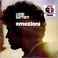 Battisti Lucio Emozioni (50Th Anniversary) Vinile Lp Colorato Numerato RSD 2020