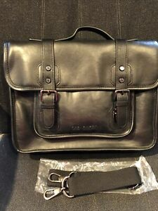 Brand New Ted Baker Faux Leather Laptop Bag/ Satchel