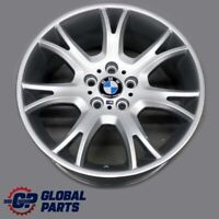 "BMW X3 E83 Silver Front Wheel Alloy Rim Y-Spoke 191 19"" 8,5J ET:46 3417267"