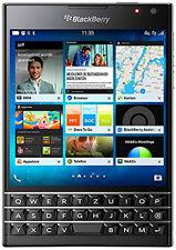 BlackBerry Passport 32GB (Ohne Simlock) Smartphone Schwarz -WIE NEU
