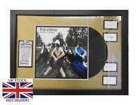 "THE VERVE Bitter Sweet Framed 12"" VINYL LP✅Tickets & Band Autographs MEMORABILIA"