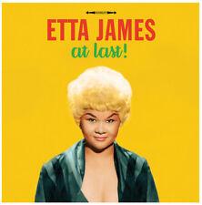 Etta James : At Last! VINYL (2016) ***NEW***