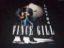 Vince Gill Vintage 1994 Tour Shirt ( Size Xl ) New!